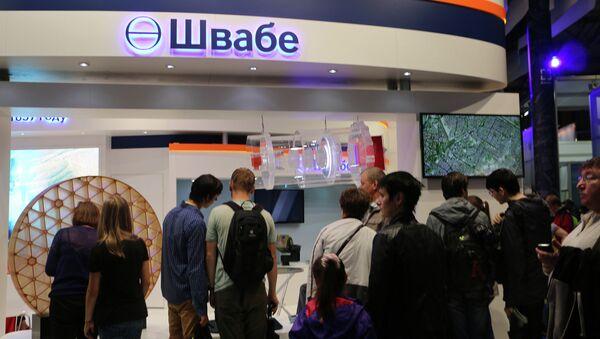 «Швабе» показал МАКС-2015 порядка 50 новых разработок