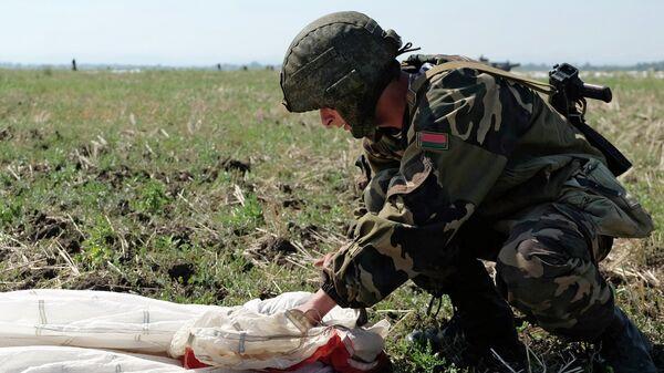 Белорусский военный