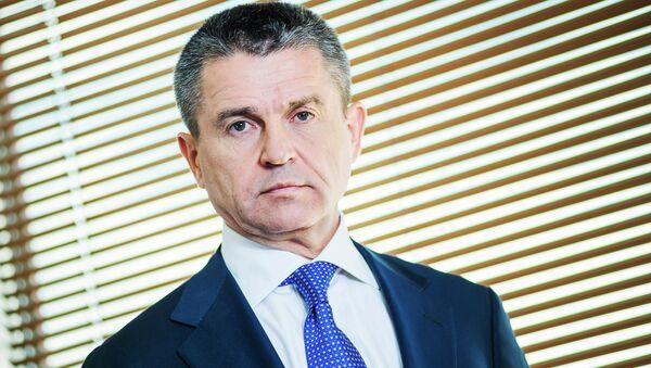 Руководитель управления взаимодействия со средствами массовой информации Следственного комитета РФ, генерал-майор юстиции Владимир Маркин.