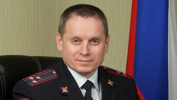 Начальник московской дорожной полиции Виктор Коваленко. Архивное фото