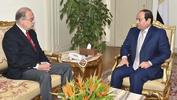 Президент Египта Абдель Фаттах ас-Сиси поручил министру нефти Шарифу Исмаилу сформировать новое правительство