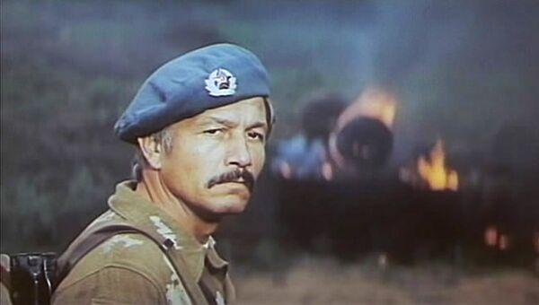 Михай Волонтир в фильме В зоне особого внимания (1977)