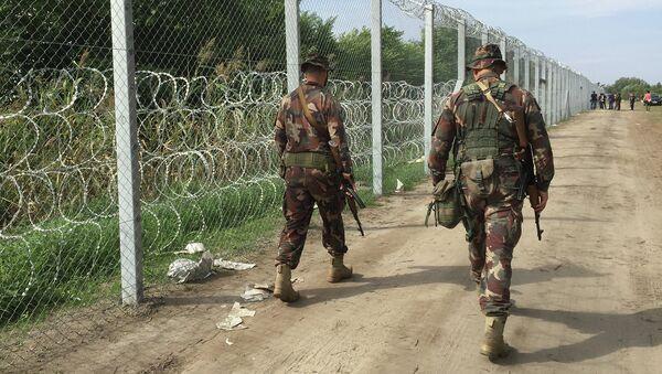 Венгерские военные. Архивное фото