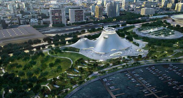 Музей Джорджа Лукаса в Чикаго