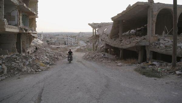 Ситуация в Сирии 18 сентября 2015