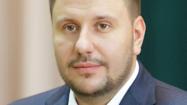 Александр Клименко. Архивное фото