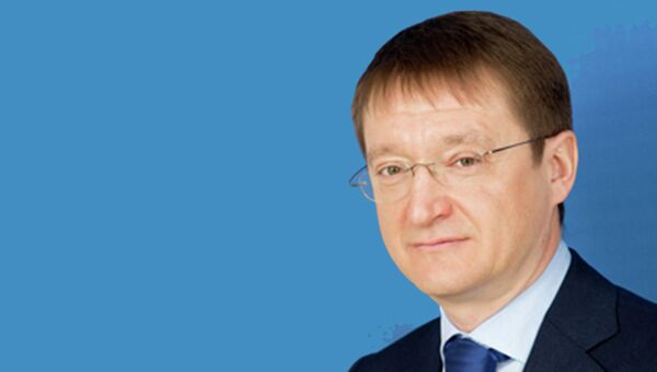 Член Совета Федерации от исполнительного органа государственной власти Калининградской области Олег Ткач