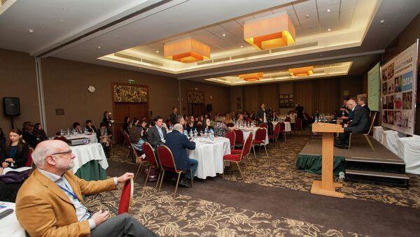 Конференция Форума Доноров