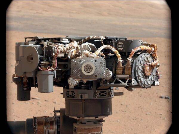Марсоход Curiosity
