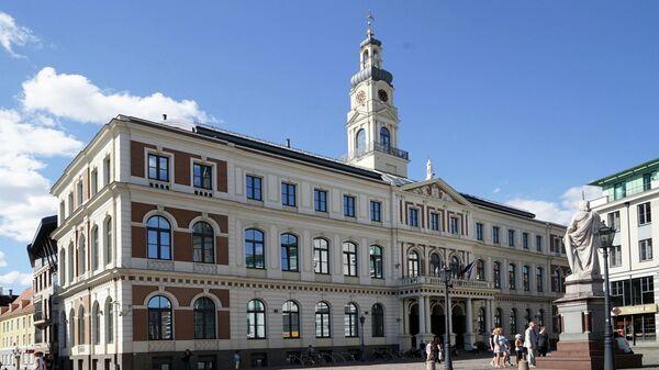 Здание Рижской Думы