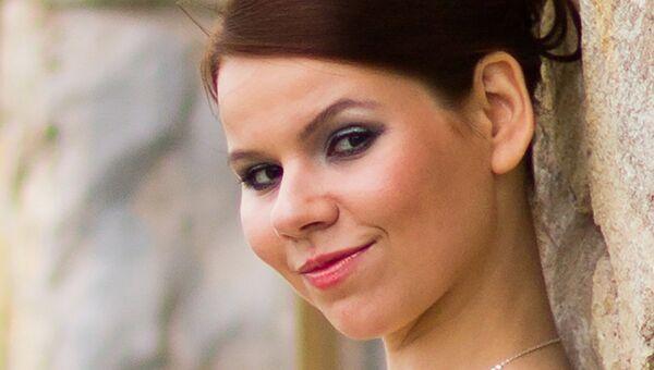 Оперная певица Влада Боровко. Архивное фото