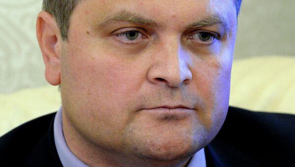 Заместитель директора Федеральной службы исполнения наказаний Анатолий Рудый