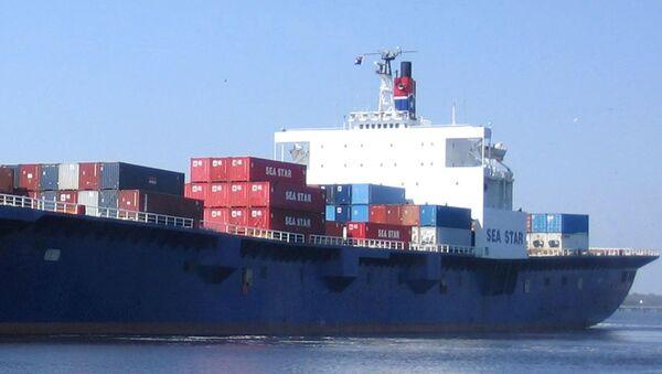 Грузовое судно Эль-Фаро. Архивное фото