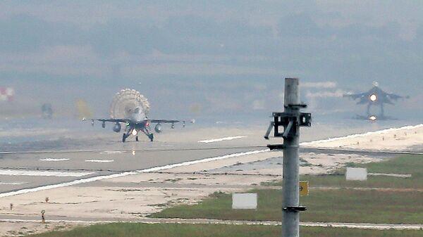 Самолеты турецких ВВС