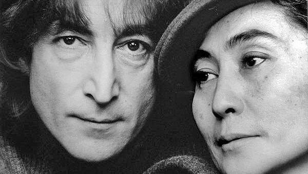 Британский рок-музыкант, певец, поэт, композитор, художник, писатель Джон Леннон и японская авангардная художница, певица и деятель искусства Йоко Оно