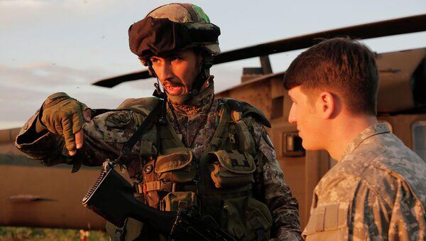 Учения войск НАТО в Европе. Архивное фото
