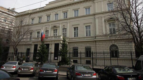 Посольство России в Вене, Австрийская Республика. Архивное фото