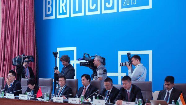 Встреча руководителей миграционных ведомств стран БРИКС