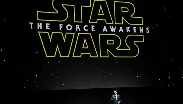 Дейв Холлис о фильме Звёздные войны. Эпизод VII на CinemaCon 2015