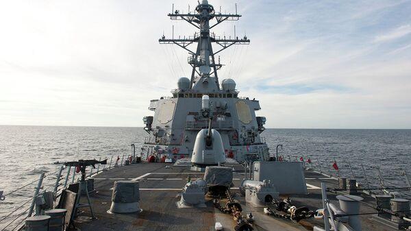 Эсминец ВМС США Портер