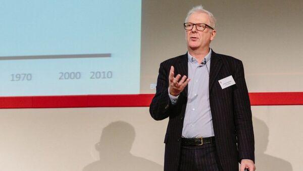 Джереми Николс, руководитель организаций Social Value International и Social Value UK