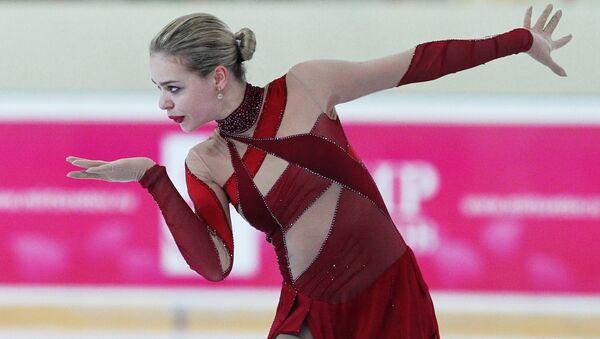 Анна Погорилая. Архивное фото