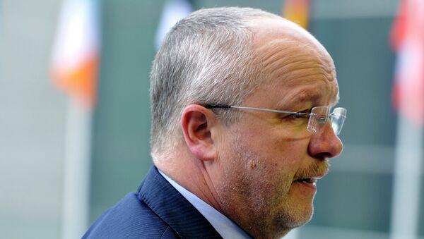 Министр обороны Литвы Юозас Олекас. Архивное фото