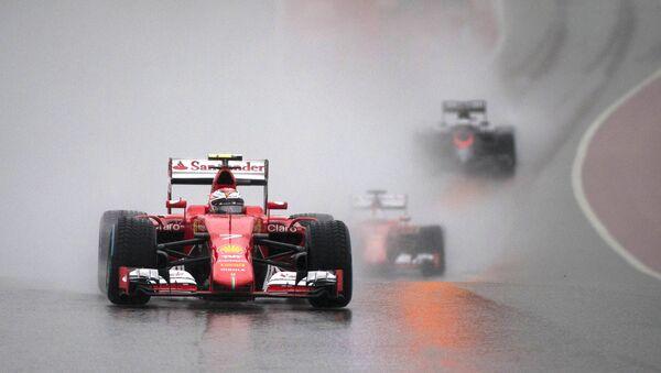 Заезды Формулы-1 в Остине, США