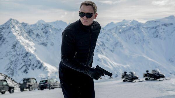 Кадр из фильма 007: Спектр. Архивное фото