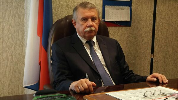 Посол Российской Федерации в Ираке Илья Моргунов. Архивное фото