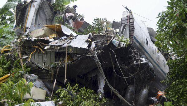 Крушение самолета Ан-12 в Южном Судане, 4 ноября 2015
