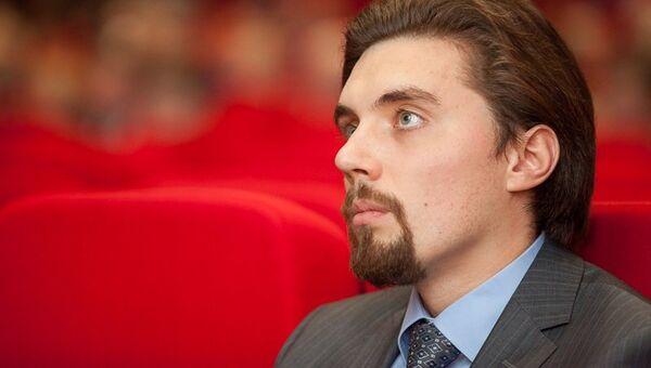Заместитель исполнительного директора Российского географического общества Илья Гуров
