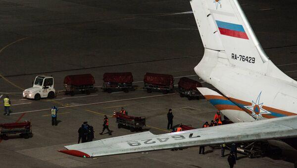 Багаж российских туристов, покинувших Египет. Архивное фото