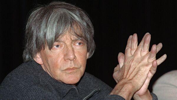 Французский мыслитель, социолог и  политолог Андре Глюксман. Архивное фото