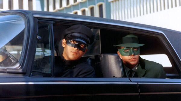 Кадр из фильма  Зеленый Шершень, 1966 год