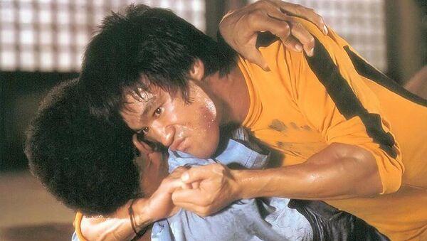 Кадр из фильма Игра смерти, 1978 год