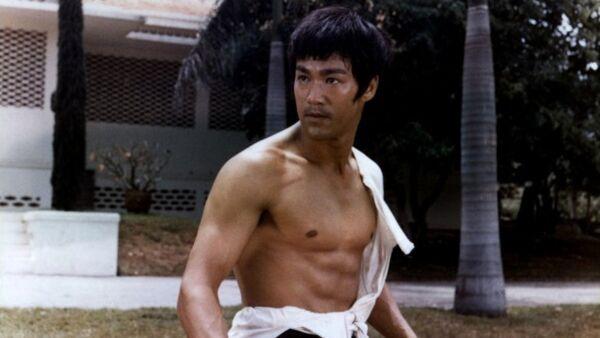 Кадр из фильма Большой босс, 1971 год. Брюс ЛИ. Архивное фото