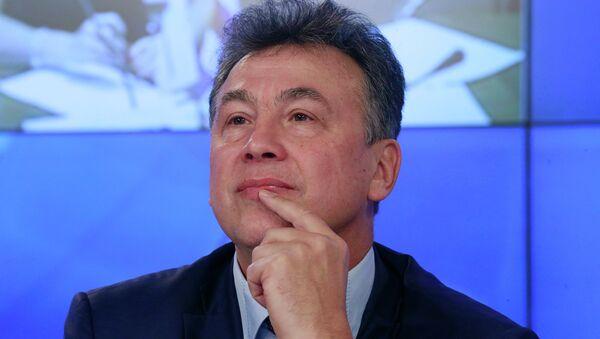 Заместитель министра образования и науки РФ Вениамин Каганов. Архивное фото
