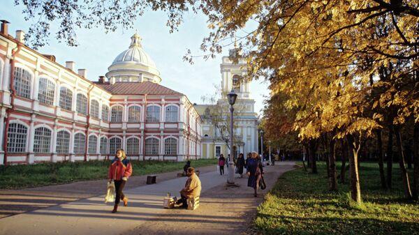 Александро-Невская лавра