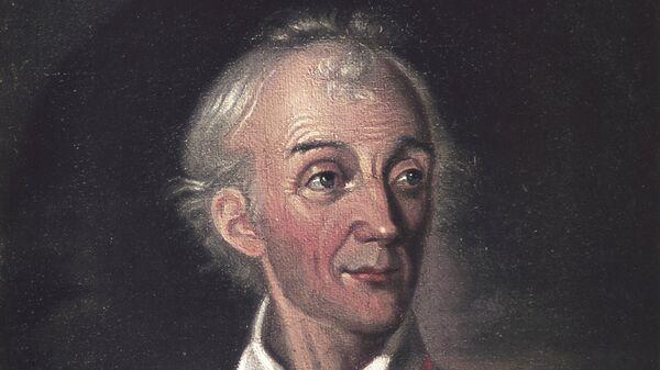 Великий русский полководец Александр Васильевич Суворов