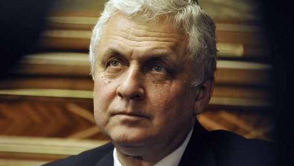 Посол России во Франции Александр Орлов. Архивное фото