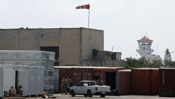 Военнослужащие РФ на базе Хмеймим в Сирии. Архивное фото