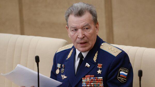Член комитета Государственной Думы РФ по природным ресурсам, природопользованию и экологии Николай Антошкин