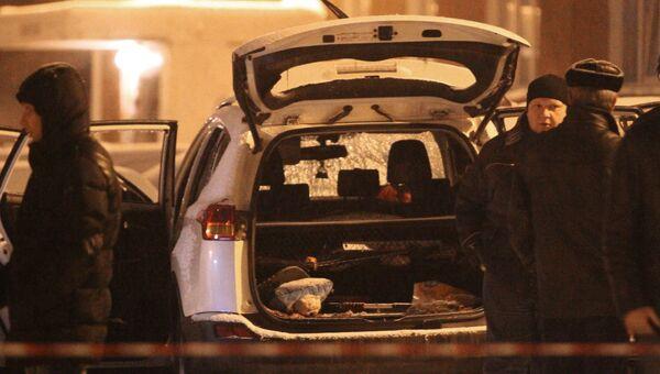 Депутат областного Заксобрания региона Оксана Бобровская погибла при взрыве автомобиля в Новосибирске