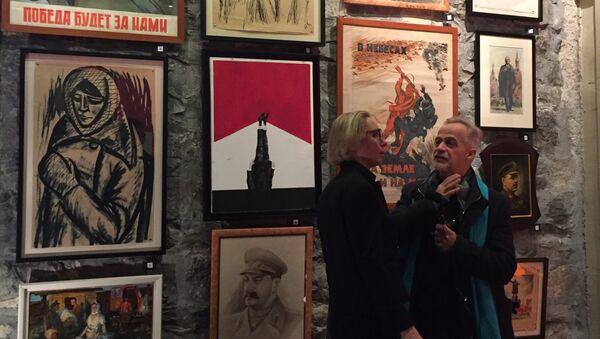 Выставка произведений знаменитых художников СССР в Женеве