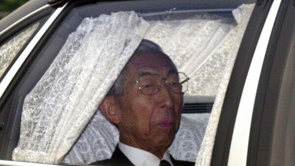 Японский принц Микаса. Архивное фото