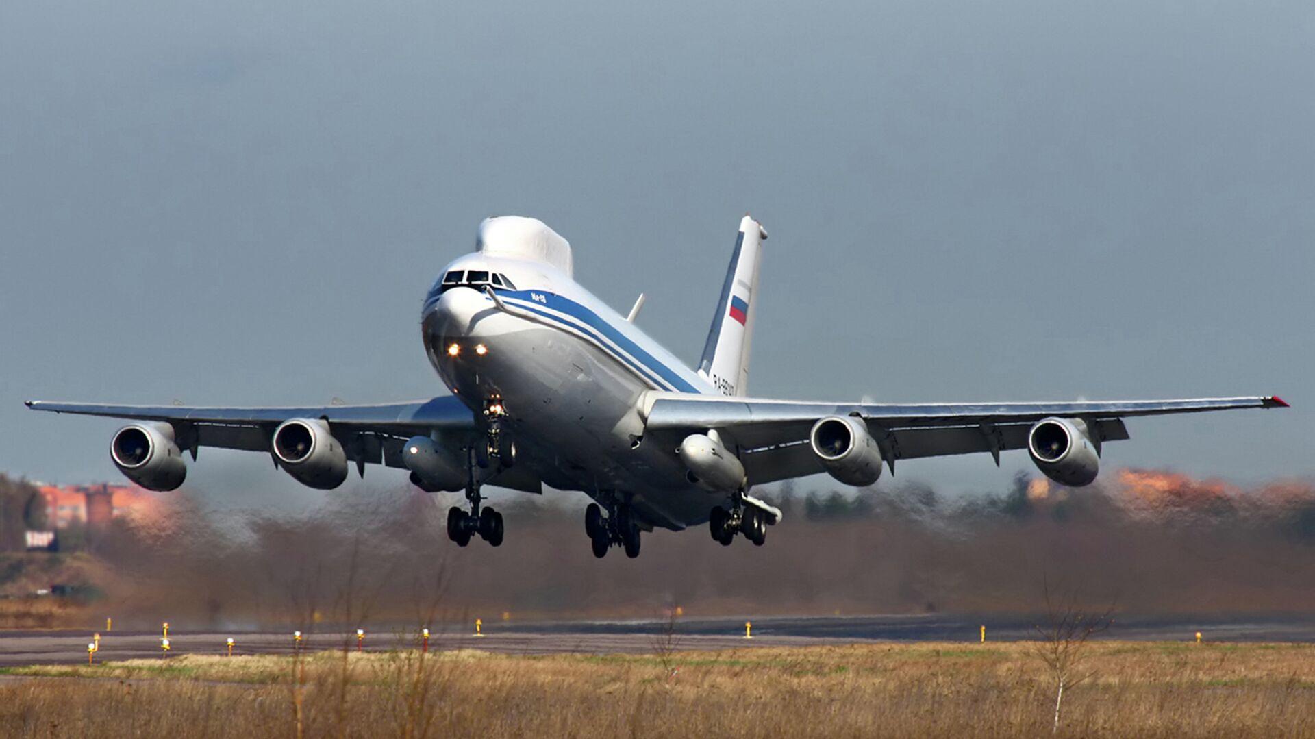 Самолет Ил-80 - РИА Новости, 1920, 19.01.2021