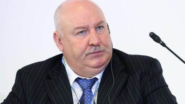 Заместитель министра Российской Федерации по чрезвычайным ситуациям Леонид Беляев