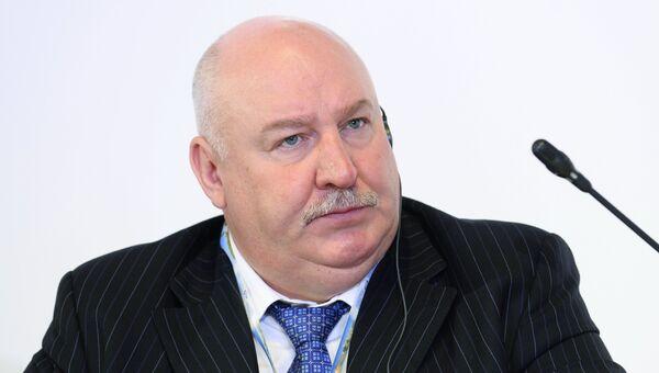 Заместитель министра Российской Федерации по чрезвычайным ситуациям Леонид Беляев. Архивное фото