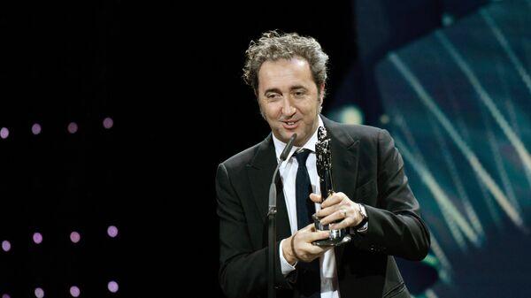 Итальянский кинематографист Паоло Соррентино получил премию European Film Awards как лучший режиссер